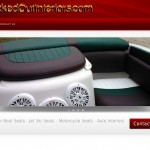 Custom Upholstery Pointblank Texas