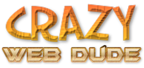 CrazyWebDude Web Design