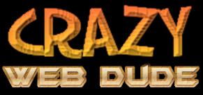 CrazyWebDude Web Design